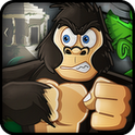 Angry Temple Gorilla Ad Free
