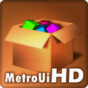 Metro Ui HD Widget Tile