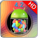 Jelly Bean 4.2 HD Apex Theme