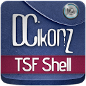 DCikonZ TSF Shell Theme1.4.8
