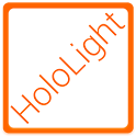 HOLO LIGHT ORANGE CM THEME 0.8