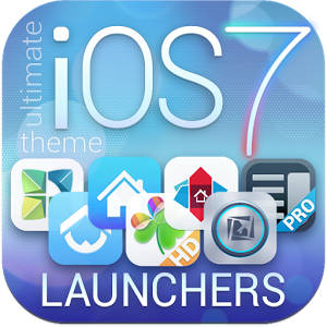 Ultimate iOS7 Launcher Theme