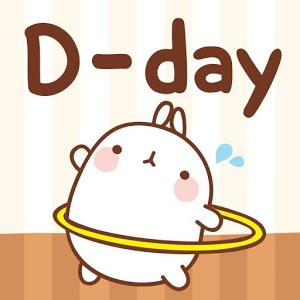 [Sale] Molang D-day Widget