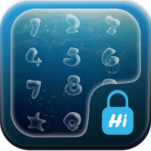 HI AppLock ( Sea Theme )