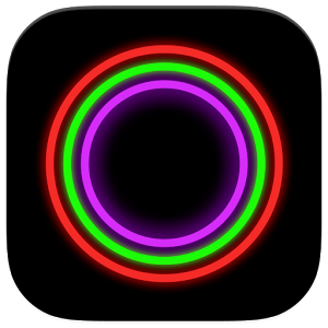 Neon Glow - Icon Pack  7.3.3 [Patched]