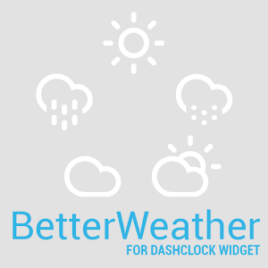 BetterWeather for DashClock 4.1