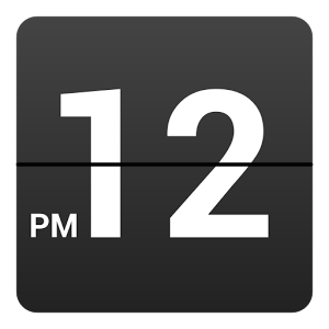 Retro Clock Widget  2.5.4