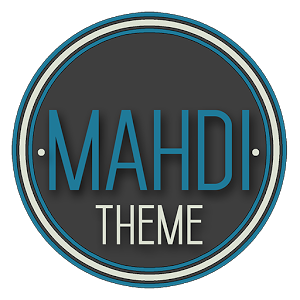 MAHDI-ROM OFFICIAL THEME  2.0.3