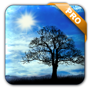 Blue Sky Pro Live Wallpaper  1.1.6