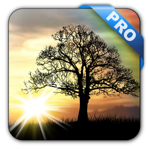 Sun Rise Pro Live Wallpaper  4.7.6 [Paid]