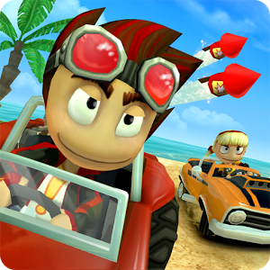 Beach Buggy Racing 1.2.25 [Mod]