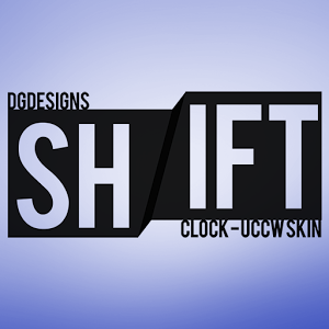Shift Clock - UCCW Skin