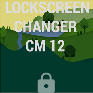 Lock screen changer CM12