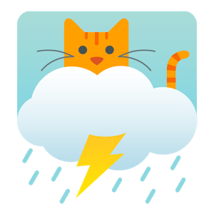 Weather Whiskers App & Widget  3.0.1