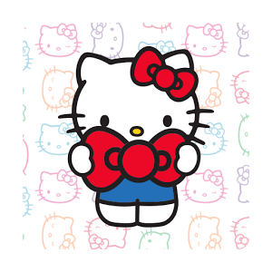 Hello Kitty Watch Face