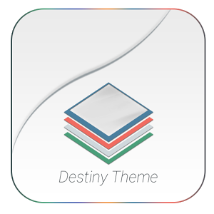Destiny - Layers Theme