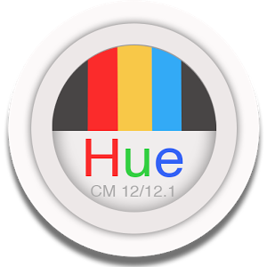 Hue Light CM12/12.1 Theme