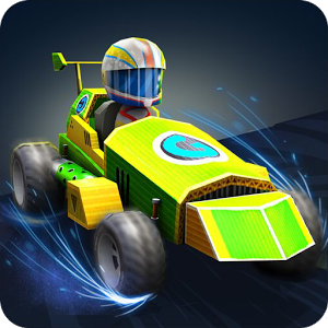 Buggy Car Stunts 3D: Race fun! 1.2