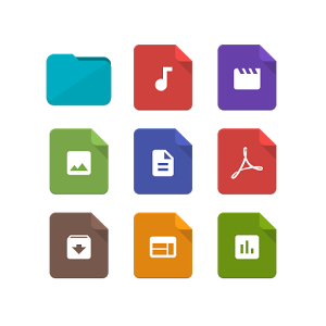 Paper Icons for Solid Explorer 1 0 apk (pl solidexplorer