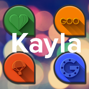 Kayla HD Icon Pack 1.09