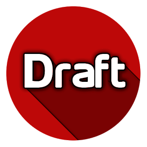 Draft - Icon Pack  1.23
