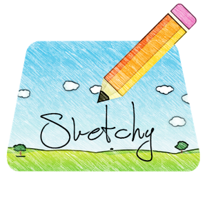 Sketchy - Icon Pack  1.55 [Patched]