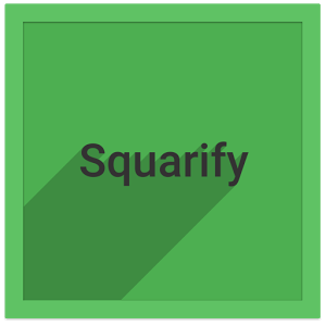 Squarify Icon Pack 1.12