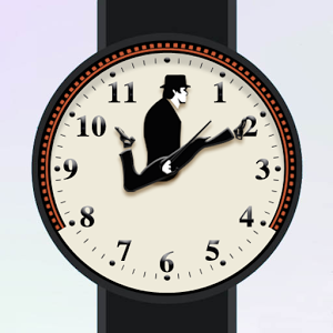 Mr Watch Face