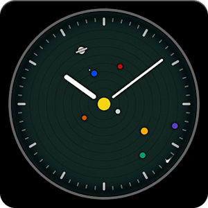 Planets Watchface Android Wear  1.6.5