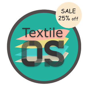TextileOS Layers Theme