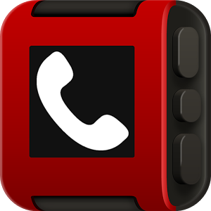 Dialer for Pebble 3.2