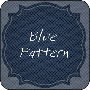Blue Pattern Cm12/12.1 Theme