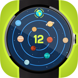 Wear Orbits - Android Wear