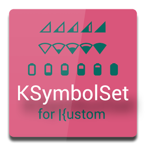 KSymbolSet for Kustom