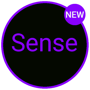 Sense Black/Purple cm13 theme
