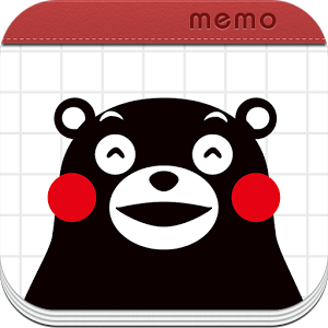 Kumamon's Balloon Memo  1.0.1