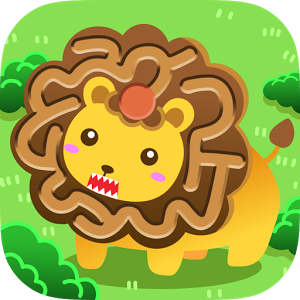 Animal Mazes for Kids,Infant  1.3