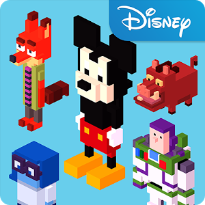 Disney Crossy Road 3.100.18164 (Mod Money/Unlocke