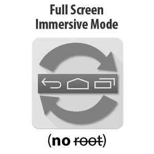 GMD Full Screen Immersive Mode
