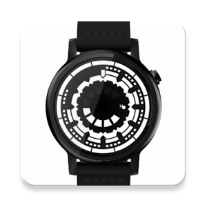 Andromeda Watch Face