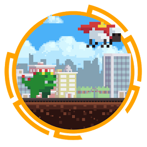 Pixel Road Wallpaper FREE