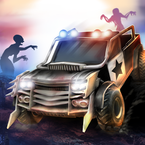 Mad Hill Climb Police Racing  1.0
