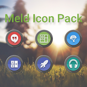 Meld HD Icon Pack  1.13