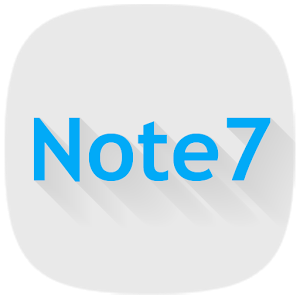 Note 7 - Icon Pack 1.0.4