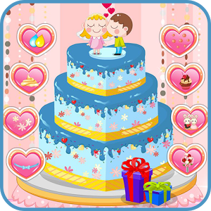 Wedding cake decoration 1.0.3