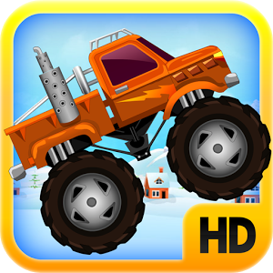 Monster Ride HD - Free Games 1.0.7