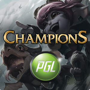 Champions of League of Legends 3.4.27