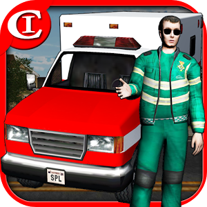 Crazy Ambulance King 3D  2.2