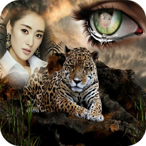 Wild Animals Free Photo Frames  1.0.2