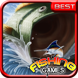 Real Fishing Games  1.00
